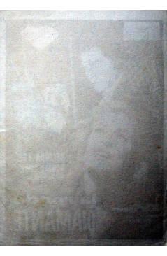 Contracubierta de PROGRAMA DE MANO. LA RONDA DEL DIAMANTE (Clive Donner). BELINDA LEE RONALD LEWIS MICHAEL BROOKE