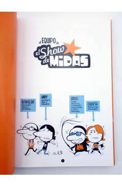 Muestra 1 de ¿DÓNDE ESTÁ EL GUIONISTA? UNA TIRA CÓMICA BIEN ESCRITA (Álex Roca / Andrés Palomino) Dibbuks 2013