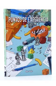 Cubierta de PUNTOS DE EXPERIENCIA (Josep Busquet / Pere Mejan) Dibbuks 2012