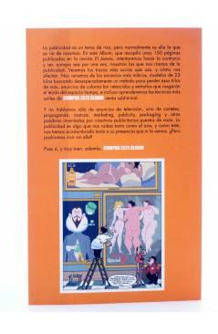 Muestra 1 de ANUNCIADO EN TV (Sergio Morán / José Luis Ágreda) Dibbuks 2013