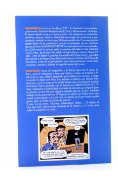 Muestra 2 de ANUNCIADO EN TV (Sergio Morán / José Luis Ágreda) Dibbuks 2013