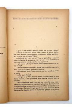 Muestra 2 de BIBLIOTECA FILMS 413. TARZÁN CONTRA EL MAU MAU (Balci Tamer / N.A. Duncan) Alas Circa 1950