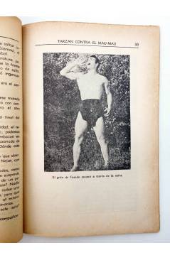 Muestra 3 de BIBLIOTECA FILMS 413. TARZÁN CONTRA EL MAU MAU (Balci Tamer / N.A. Duncan) Alas Circa 1950