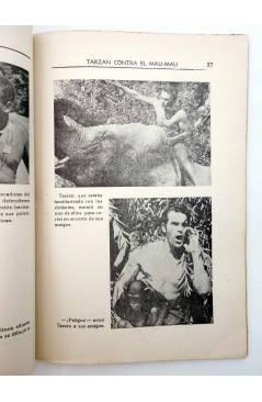 Muestra 4 de BIBLIOTECA FILMS 413. TARZÁN CONTRA EL MAU MAU (Balci Tamer / N.A. Duncan) Alas Circa 1950