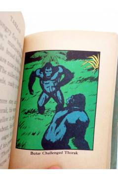 Muestra 6 de A BIG LITTLE BOOK. TARZAN THE MARK OF THE RED HYENA (George S. Elrick) Whitman 1967