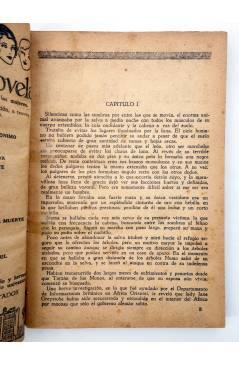 Muestra 3 de COLECCIÓN MISTERIO 92. TARZÁN EL TERRIBLE (Edgar Rice Burroughs) J.C. Rovira 1932