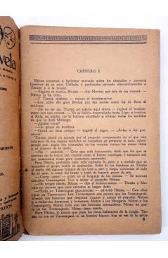 Muestra 3 de COLECCIÓN MISTERIO 96. TARZÁN Y EL IMPERIO PERDIDO (Edgar Rice Burroughs) J.C. Rovira 1932