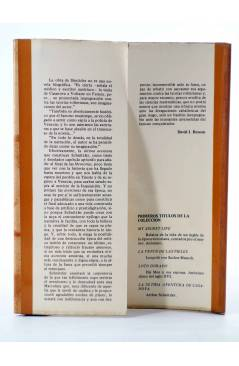 Muestra 1 de LA ÚLTIMA AVENTURA DE CASANOVA (Arthur Schnitzler) Papeles Secretos 1978