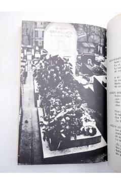 Muestra 5 de ESCRITOS EN PRISIÓN: POEMAS DE FRESNES (Robert Brasillach) Nuevo Arte Thor 1977