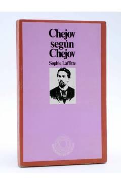 Cubierta de CHEJOV SEGÚN CHEJOV (Sophie Laffitte) Laia 1972