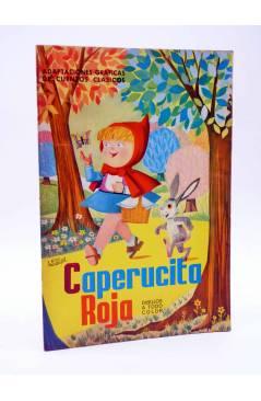 Muestra 1 de ADAPTACIONES GRÁFICAS DE CUENTOS CLÁSICOS 1 A 4. COMPLETA (Soriano Izquierdo / Karpa / Cartus / Mosquera) V