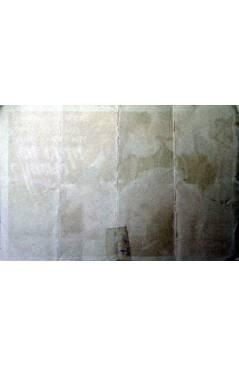 Contracubierta de PROGRAMA DE MANO. MUERTO EN VIDA (R. Le Henaff). RAIMÚ MERIE BELL AIMÉ CLARIOND