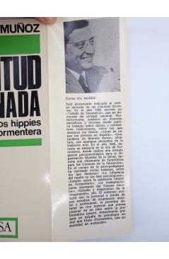 Muestra 1 de DP 10. JUVENTUD MARGINADA. LOS HIPPIES A SU PASO POR FORMENTERA (C. Gil Muñoz) Dopesa 1973