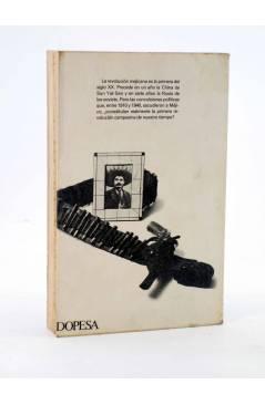 Contracubierta de IH 2. LA REVOLUCIÓN MEJICANA 1910 1940 (Jean Meyer) Dopesa 1973