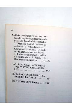 Muestra 2 de BIT 1. LOS MUROS DEL POSTFRANQUISMO (Pedro Sempere) Castellote 1977