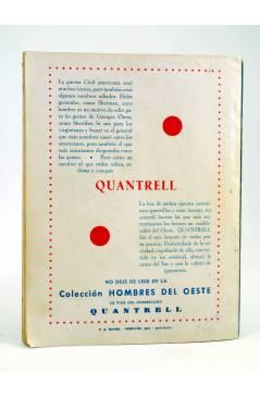 Contracubierta de EL COYOTE 118. EL RETRATO DE NELLY DUNN (J. Mallorquí) Cliper 1944