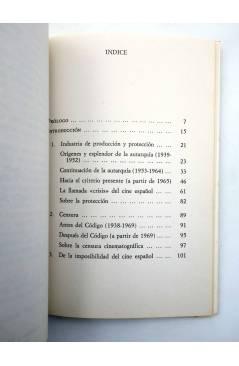 Muestra 1 de BÁSICA 15 313-315. CINE Y CONTROL (D. Y C. Pérez Merinero) Castellote 1975