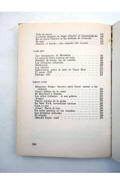 Muestra 2 de BÁSICA 15 278-283. TRES CÓMICOS DEL CINE (Cesar Arconada) Castellote 1974
