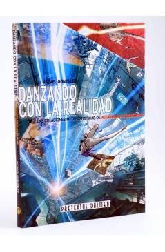 Cubierta de DANZANDO CON LA REALIDAD. LAS CREACIONES META ARTÍSTICAS DE ALEJANDRO JODOROWSKY (Hazael González) Dolmen 20
