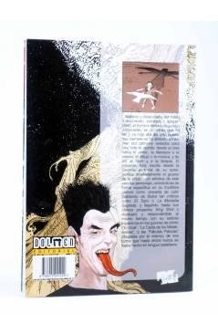 Contracubierta de DANZANDO CON LA REALIDAD. LAS CREACIONES META ARTÍSTICAS DE ALEJANDRO JODOROWSKY (Hazael González) Dol