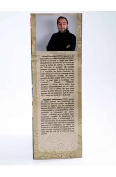 Muestra 1 de DANZANDO CON LA REALIDAD. LAS CREACIONES META ARTÍSTICAS DE ALEJANDRO JODOROWSKY (Hazael González) Dolmen 2