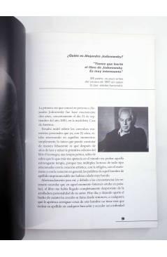 Muestra 3 de DANZANDO CON LA REALIDAD. LAS CREACIONES META ARTÍSTICAS DE ALEJANDRO JODOROWSKY (Hazael González) Dolmen 2