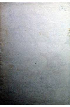 Contracubierta de PROGRAMA DE MANO. FORT VENGANZA (Lesley Selander). JAMES CRAIG RITA MORENO KEITH LARSEN