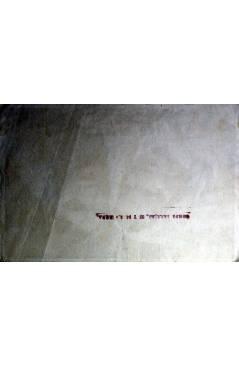 Contracubierta de PROGRAMA DE MANO. EL JARDÍN DE ALÁ (Richard Boleslawsky) David O. Selznick 1950. CHARLES BOYER