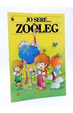 Cubierta de COL.LECCIÓ JO SERE… 2. ZOÒLEG (Jan I Cris) Bruguera 1986