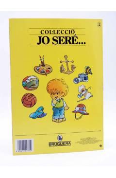 Contracubierta de COL.LECCIÓ JO SERE… 2. ZOÒLEG (Jan I Cris) Bruguera 1986