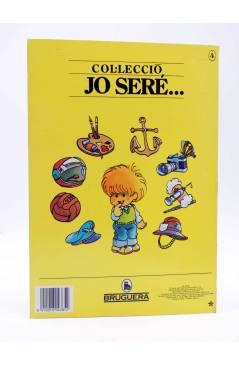 Contracubierta de COL.LECCIÓ JO SERE… 4 (Jan I Cris) Bruguera 1979