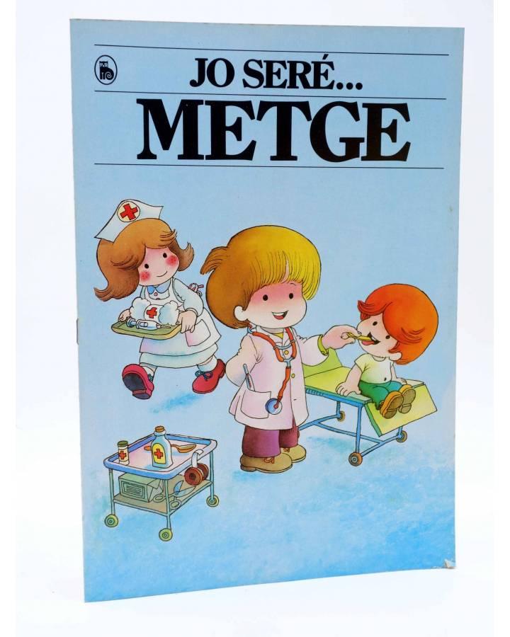 Cubierta de COL.LECCIÓ JO SERE… 8 (Jan I Cris) Bruguera 1979