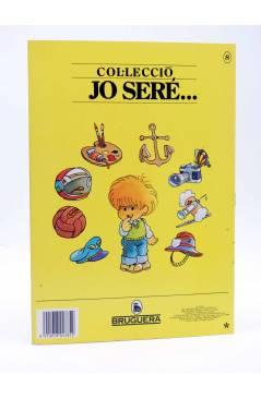 Contracubierta de COL.LECCIÓ JO SERE… 8 (Jan I Cris) Bruguera 1979