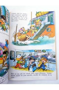 Muestra 1 de COL.LECCIÓ JO SERE… 1 A 8. COMPLETA. 3ª edición. EN CATALÁN (Jan I Cris) Bruguera 1986