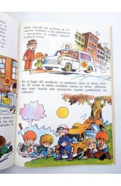 Contracubierta de YO SERE… 1 A 8. COLECCIÓN COMPLETA. 3ª edición (Jan I Cris) Bruguera 1986
