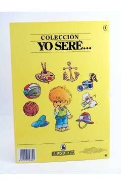 Muestra 1 de YO SERE… 1 A 8. COLECCIÓN COMPLETA. 3ª edición (Jan I Cris) Bruguera 1986