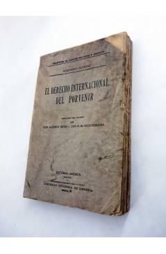 Muestra 3 de EL DERECHO INTERNACIONAL DEL PORVENIR (Alejandro Álvarez) América 1916