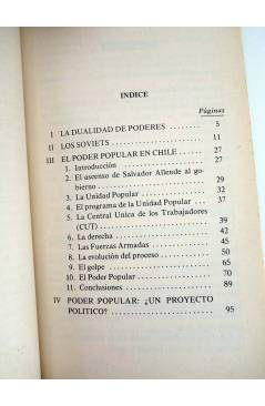 Muestra 1 de BÁSICA 10. ¿QUÉ ES EL PODER POPULAR? (D Oliveira M. Vieira) Castellote 1976