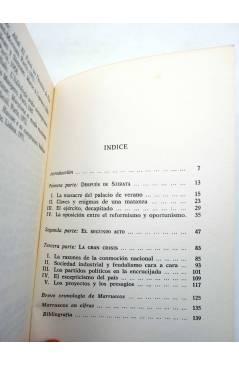 Muestra 1 de BÁSICA 15 74-77. MARRUECOS EN LA ENCRUCIJADA (Alberto Míguez) Castellote 1973