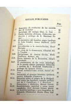 Muestra 1 de BÁSICA 15 173-175. ESCRITOS POLÍTICOS (Marqués De Sade) Castellote 1973