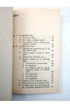 Muestra 1 de BÁSICA 15 297-300. HISTORIA DE LA REVOLUCIÓN CHINA (Mao Tse Tung) Castellote 1976