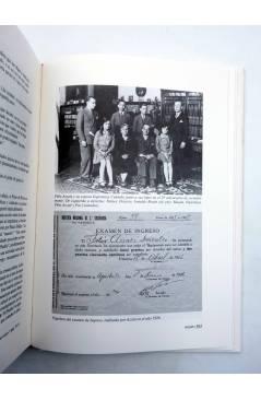 Contracubierta de BIOGRAFÍES VALENCIANES 1. FÉLIX AZZATI (Vicente R. Alós) DPV 1997