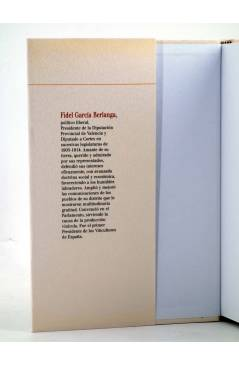 Muestra 1 de BIOGRAFÍES VALENCIANES 5. FIDEL GARCÍA BERLANGA (José Martínez Ortiz / Raúl Gómez García) DPV 2001
