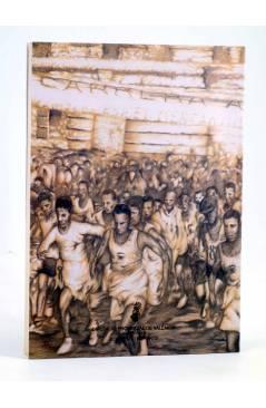 Contracubierta de 1810-1989 LAS CARRERAS POPULARES EN LA PROVINCIA DE VALENCIA (R Agulló Albuixech) DPV 1990