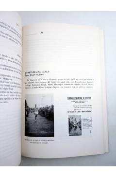 Muestra 4 de 1810-1989 LAS CARRERAS POPULARES EN LA PROVINCIA DE VALENCIA (R Agulló Albuixech) DPV 1990