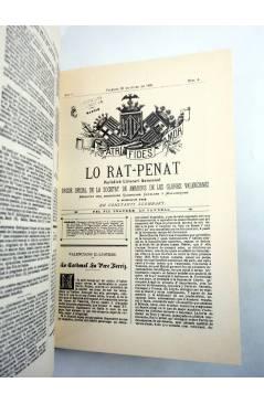 Muestra 3 de CONSTANTI LLOMBART I LO RAT PENAT (Ricard Blasco) DPV 1985