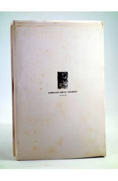 Contracubierta de POESÍA Y VERDAD DE VICENTE W. QUEROL (Luis Guarner) Alfonso el Magnánimo 1976
