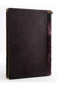 Contracubierta de MECÁNICA APLICADA A LAS CONSTRUCCIONES. ATLAS (D. José Marvá Y Mayer) Julián Palacios 1909