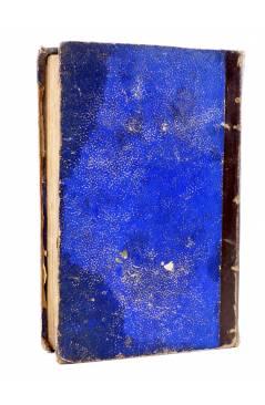 Contracubierta de MECÁNICA APLICADA (Delaunay) Bailly Bailliere 1869