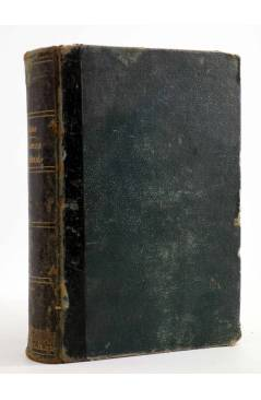 Cubierta de LECCIONES DE MECÁNICA RACIONAL. DOS TOMOS EN UN VOL (Tomás Ariño Y Sancho) Gregorio Estrada 1880